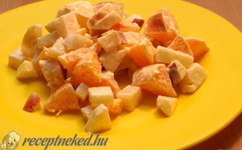 Görög narancssaláta