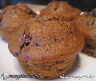 Cappuccinós muffin