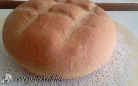 Bögrés házi ropogós kenyér