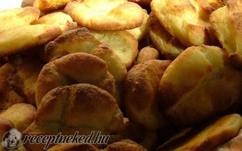Krumplis pogácsa II