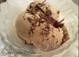 Házi csoki fagyi