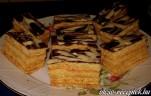 Mézes süti kép