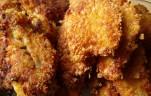 Kukoricapelyhes rántott csirke kép