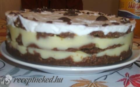 Kekszes torta