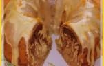 Csokoládés-narancsos márványpiskóta