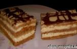 Karamelles sütemény