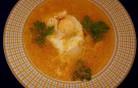 Tojás leves kép