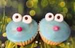 Gülüszemű muffin kép