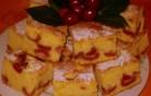 Cseresznyés pite kép