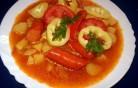 Paprikás krumpli kép