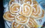 Almás csiga kép