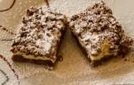 Reszelt túrós süti kép