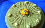 Napraforgó torta kép