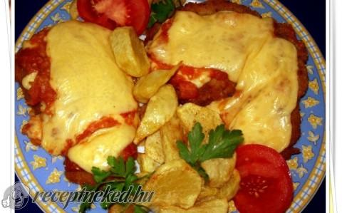 Olaszos rántott szelet