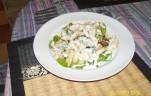 Gyros tál friss salátával kép