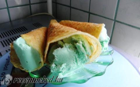 Mandula fagylalt