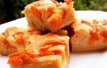 Sárgabarackos süti kép