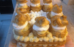 Képvisleőfánk torta kép