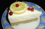 Sütés nélküli citrom torta kép