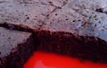 Isteni csokis browni