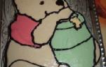 Micimackó torta