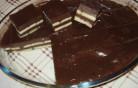 Csokis, kekeszes édesség kép
