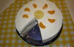 Citrom torta kép