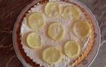 Citromos torta kép