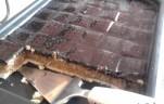 Almás kekszes süti kép
