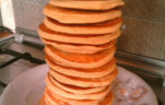 Amerikai palacsinta kép
