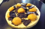 Sárgabarackos torta gluténmentesen