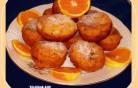 Narancsos túrófánk