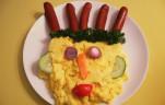 Vidám tojásos reggeli
