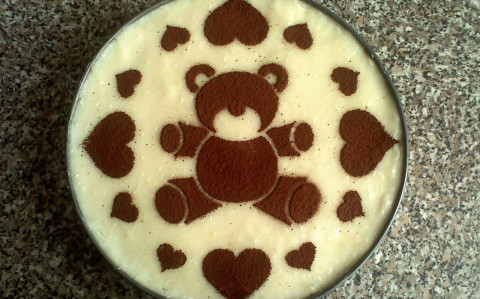 Pudingos torta