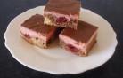 Csokis meggyes süti kép
