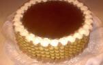 Kapuciner torta kép