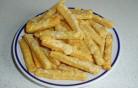 Vendégváró sajtos sós rudak kép