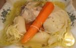 Csirkefarhát leves