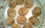 Krumplis kolbászos pogácsa kép