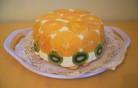 Narancs torta kép