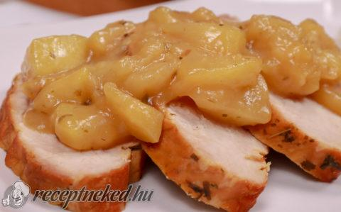 Székely almás hús