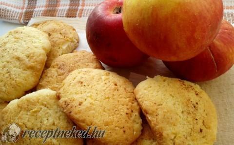 Almás – zabpelyhes cookies