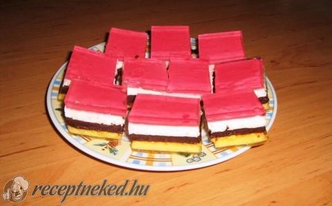Gumimaci torta