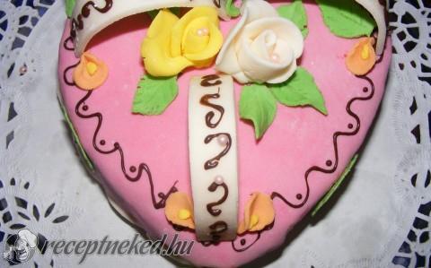 Egyszerű torta