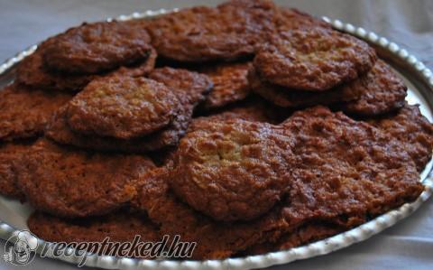 Zabpelyhes – kókuszos keksz