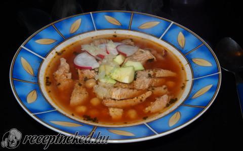 Pozole- Mexikói pocsolya leves
