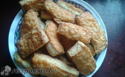 Szalalkális sajtos rúd (édesanyám receptje alapján)