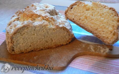 Ír szódás kenyér