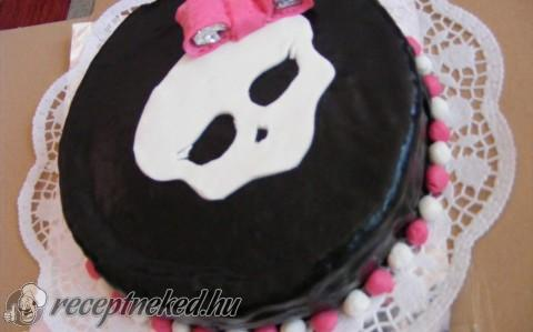 Monster high baba torta