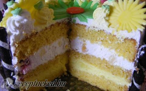 Ünnepi torta
